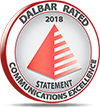 DALBAR Communications Seal 2018 - Statement_100pxls