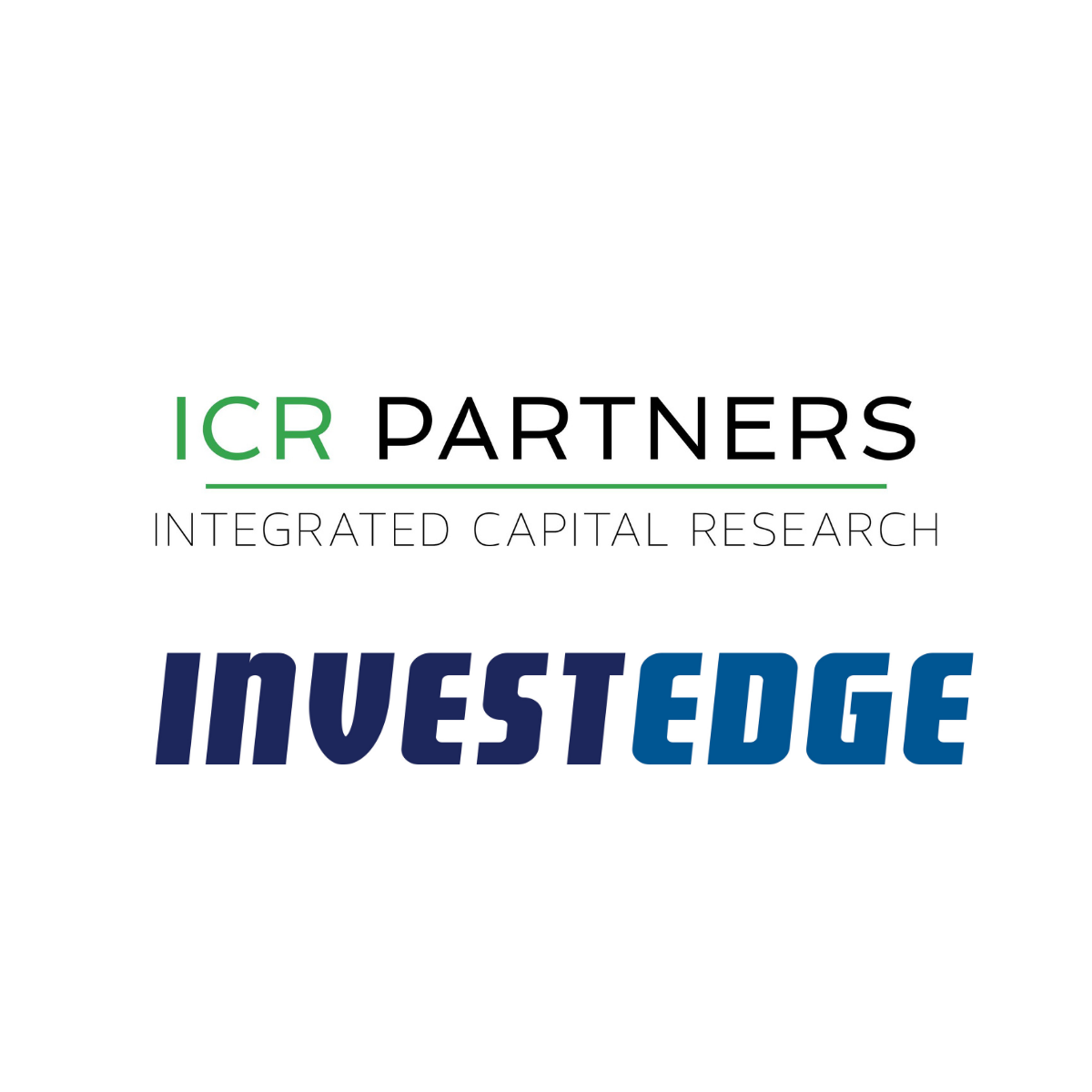 Integrated Capital Research (ICR) Partners with InvestEdge; Acquires MMxChange