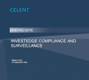 Industry Briefing: InvestEdge Compliance and Surveillance