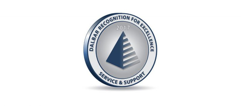 InvestEdge Receives Recognition for Excellence for Superior Service and Support from DALBAR
