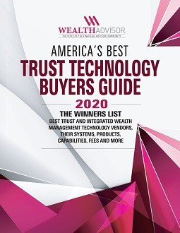 Wealth Advisor's 2020 Trust Technology Buyers Guide Features InvestEdge Among Its Top Vendors